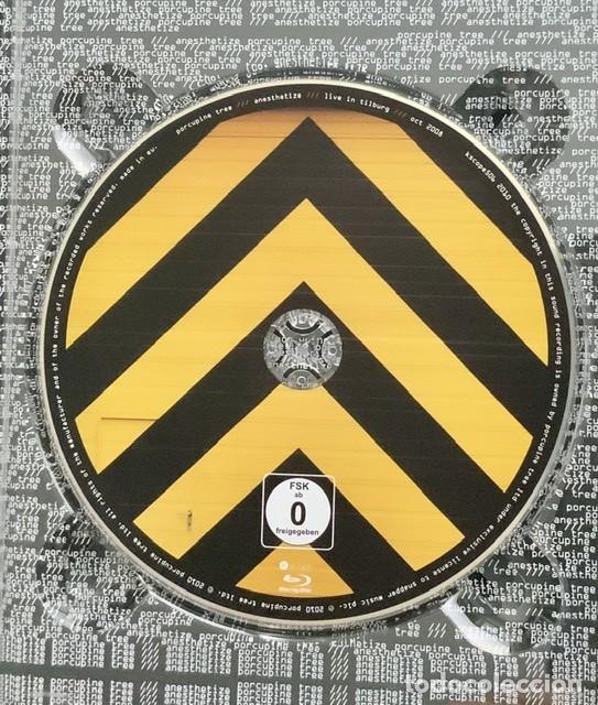 CDs de Música: Porcupine Tree - Anesthetize- Digibook de edición limitada - Foto 3 - 248661585