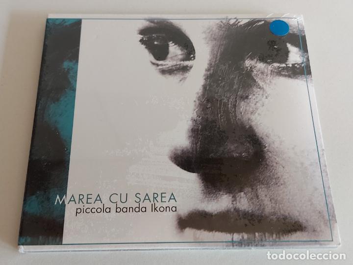 PICCOLA BANDA IKONA / MAREA CU SAREA / DIGIPACK-CD - FINISTERRE / 11 TEMAS / PRECINTADO. (Música - CD's World Music)