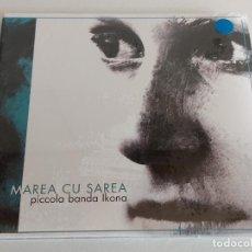 CDs de Música: PICCOLA BANDA IKONA / MAREA CU SAREA / DIGIPACK-CD - FINISTERRE / 11 TEMAS / PRECINTADO.. Lote 248691490