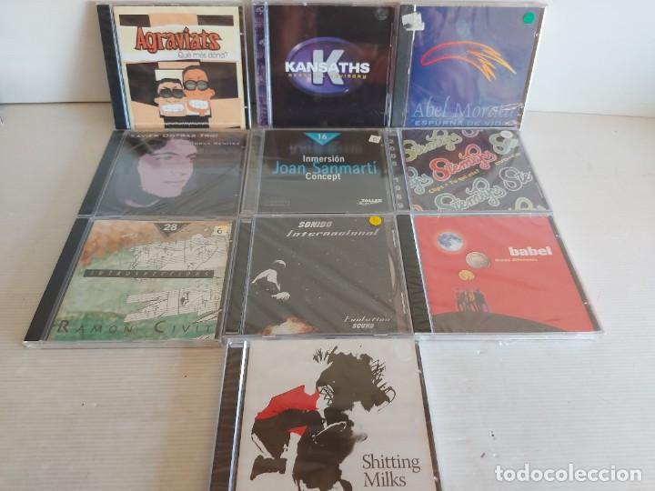 CDs de Música: TODO PRECINTADO !! LOTE DE 30 CDS POP-ROCK ESPAÑOL / TODOS PRECINTADOS A ESTRENAR / OCASIÓN !! - Foto 2 - 248738180