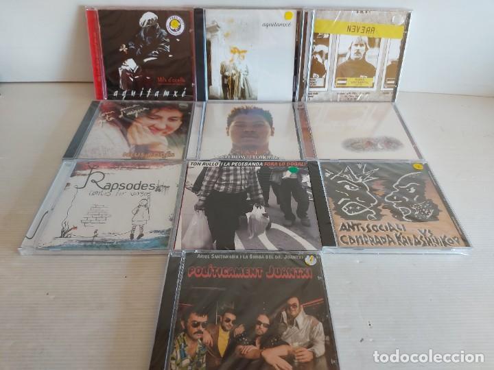 CDs de Música: TODO PRECINTADO !! LOTE DE 30 CDS POP-ROCK ESPAÑOL / TODOS PRECINTADOS A ESTRENAR / OCASIÓN !! - Foto 3 - 248738180