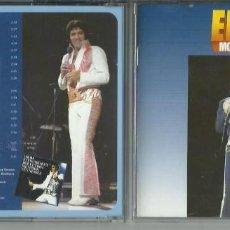 CDs de Música: ELVIS MOODY BLUE. Lote 248745010