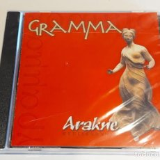 CDs de Música: ARAKNE MEDITERRANEA / GRAMMA / CD - REDLAND STUDIO-2006 / 11 TEMAS / PRECINTADO.. Lote 248764125