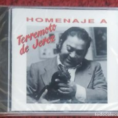 CDs de Música: HOMENAJE A TERREMOTO DE JEREZ - CD 1993 * PRECINTADO. Lote 248817220