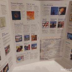CDs de Música: MÚSICA TRADICIONAL DE LES ILLES BALEARS / PRODUCCIONS BLAU / CONTIENE CD / 15 TEMAS / IMPECABLE.. Lote 248818210