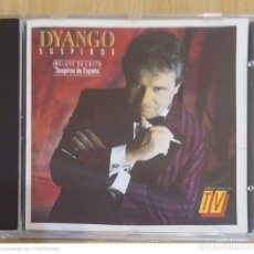 CDs de Música: DYANGO (SUSPIROS) CD 1989. Lote 248825470