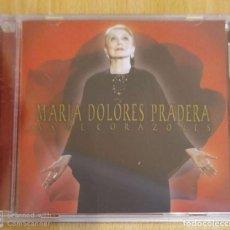 CDs de Música: MARIA DOLORES PRADERA (AS DE CORAZONES) CD 1999 * PRECINTADO (VICTOR MANUEL, ROSANA, SIEMPRE ASI..). Lote 248825785