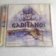 CDs de Música: GADITANOS, COMPARSA DE CADIZ DE LUIS RIVERO, CD PRECINTADO.. Lote 248966190