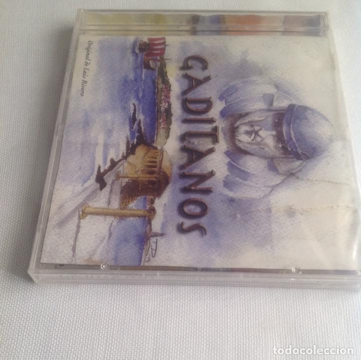 CDs de Música: GADITANOS, COMPARSA DE CADIZ DE LUIS RIVERO, CD PRECINTADO. - Foto 6 - 248966190