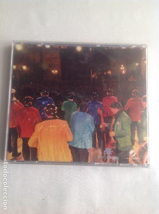 CDs de Música: LOS PRE-PARAOS, CHIRIGOTA DE CARNAVAL CADIZ, CD PRECINTADO. - Foto 3 - 248966840