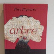 CDs de Música: PERE FIGUERES / ARBRE / LIBRO-CD / ED: EL TRABUCAIRE-1998 / NUEVO.. Lote 249005160