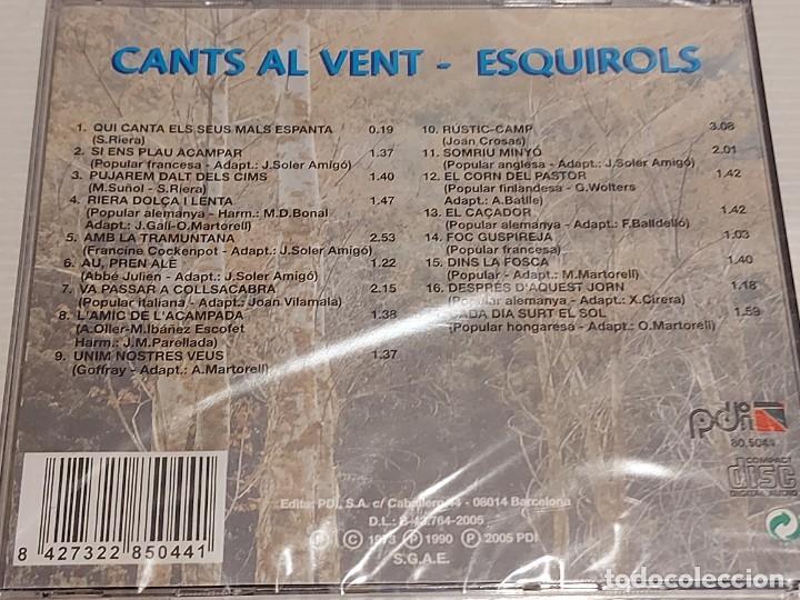 CDs de Música: ESQUIROLS / SUS 6 ÁLBUMS PUBLICADOS / TODO PRECINTADO / OCASIÓN !! - Foto 3 - 275637733