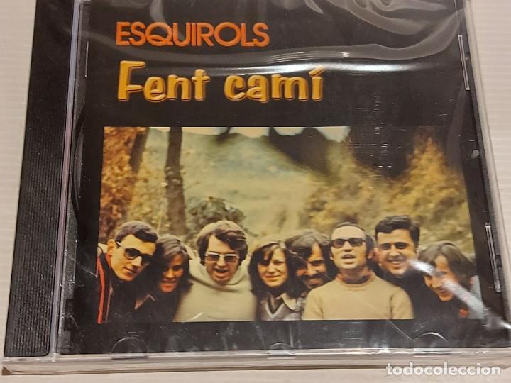 CDs de Música: ESQUIROLS / SUS 6 ÁLBUMS PUBLICADOS / TODO PRECINTADO / OCASIÓN !! - Foto 4 - 275637733