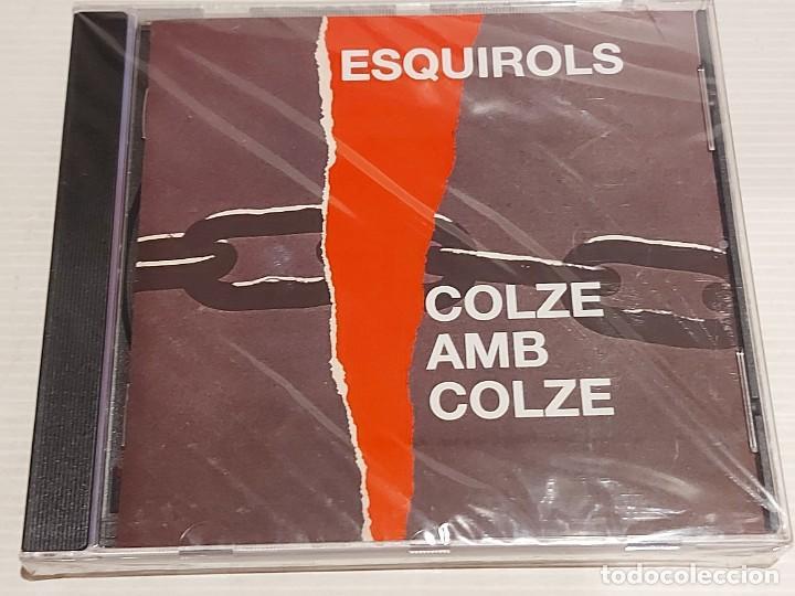 CDs de Música: ESQUIROLS / SUS 6 ÁLBUMS PUBLICADOS / TODO PRECINTADO / OCASIÓN !! - Foto 6 - 275637733