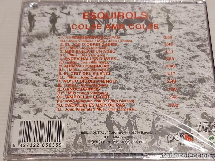 CDs de Música: ESQUIROLS / SUS 6 ÁLBUMS PUBLICADOS / TODO PRECINTADO / OCASIÓN !! - Foto 7 - 275637733