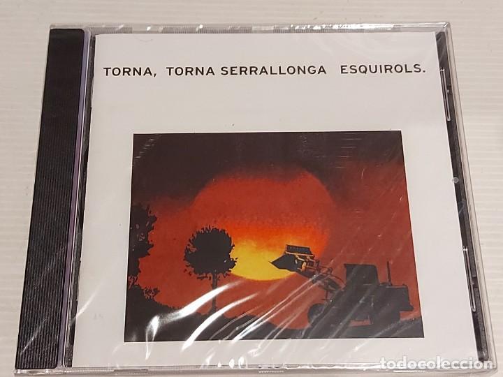 CDs de Música: ESQUIROLS / SUS 6 ÁLBUMS PUBLICADOS / TODO PRECINTADO / OCASIÓN !! - Foto 10 - 275637733