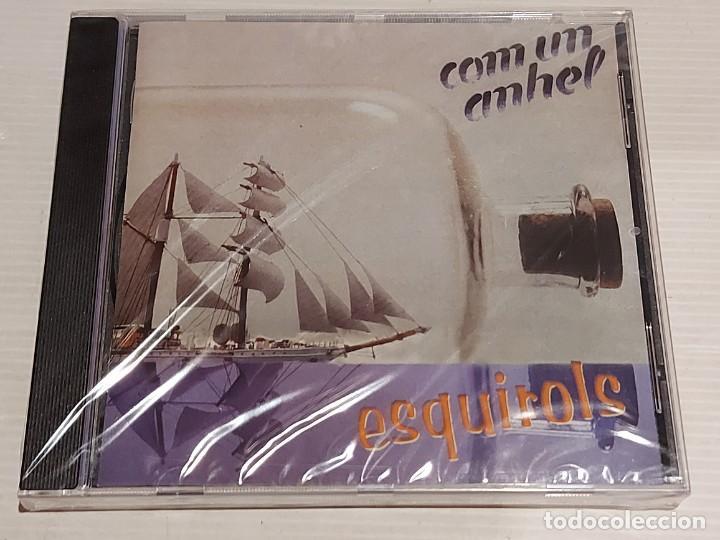 CDs de Música: ESQUIROLS / SUS 6 ÁLBUMS PUBLICADOS / TODO PRECINTADO / OCASIÓN !! - Foto 12 - 275637733