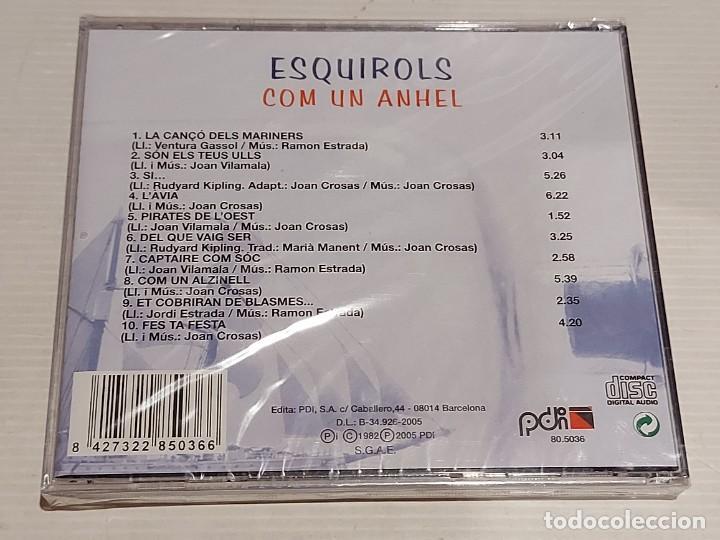 CDs de Música: ESQUIROLS / SUS 6 ÁLBUMS PUBLICADOS / TODO PRECINTADO / OCASIÓN !! - Foto 13 - 275637733