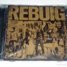 CDs de Música: CD REBUIG - MORT I FUTUR. Lote 249222395