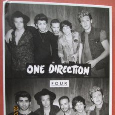 CDs de Música: ONE DIRECCTION - FOUR - THE ULTIMATE EDITION CD+LIBRO. Lote 249233465