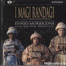 CDs de Música: I MAGI RANDAGI / ENNIO MORRICONE CD BSO. Lote 34594166