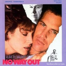 CDs de Música: NO WAY OUT / MAURICE JARRE CD BSO - VARESE. Lote 249003685
