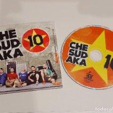 CDs de Música: CHE SUDAKA / 10 / CD-PROMO - EDR-2012 / 10 TEMAS / IMPECABLE.. Lote 249269680
