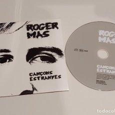 CDs de Música: ROGER MAS / CANÇONS ESTRANYES / CD - EDR-2010 / 6 TEMAS / IMPECABLE.. Lote 249270340