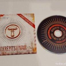 CDs de Música: DEKRÈPITS / ELS BOLETAIRES DE L'EMPORDÀ / CD - DKP-2009 / 10 TEMAS + VIDEO / IMPECABLE.. Lote 249272575