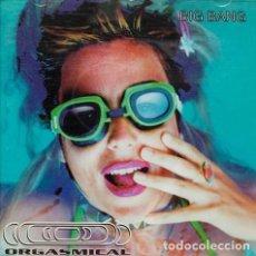 CDs de Música: ORGASMICAL - BIG BANG. Lote 249294470