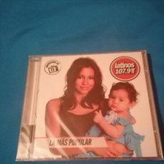 CDs de Música: PEDIDO MÍNIMO 5€ LATINOS FM CD PRECINTADO. Lote 249299215