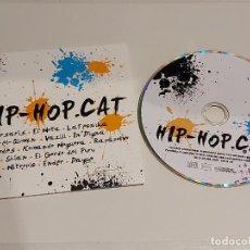 CDs de Música: HIP-HOP.CAT / VARIOS GRUPOS / CD - EDR-2009 / 16 TEMAS / IMPECABLE.. Lote 249365290