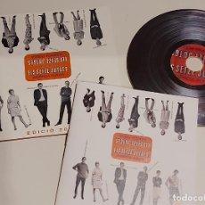 CDs de Música: ELS SETZE JUTGES / AUDIÈNCIA PÚBLICA / CD - EDR-2009 / 16 TEMAS / IMPECABLE.. Lote 249369925