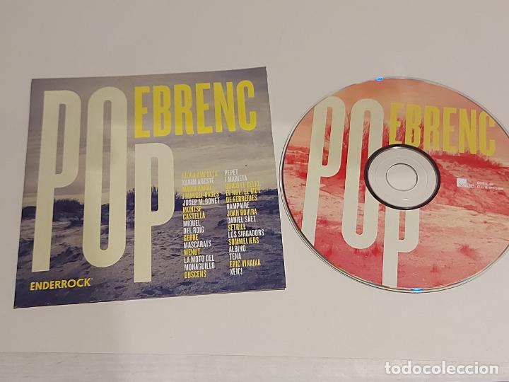 POP EBRENC / VARIOS GRUPOS / CD - EDR-2019 / 23 TEMAS / IMPECABLE. (Música - CD's World Music)