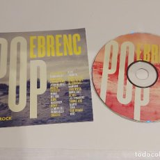 CDs de Música: POP EBRENC / VARIOS GRUPOS / CD - EDR-2019 / 23 TEMAS / IMPECABLE.. Lote 249374790