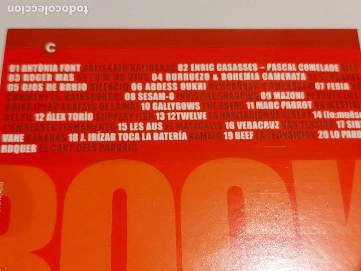 CDs de Música: POP ROCK DE CATALUNYA 2006 / CD - EDR-2007 / 20 TEMAS / IMPECABLE. - Foto 3 - 249477775