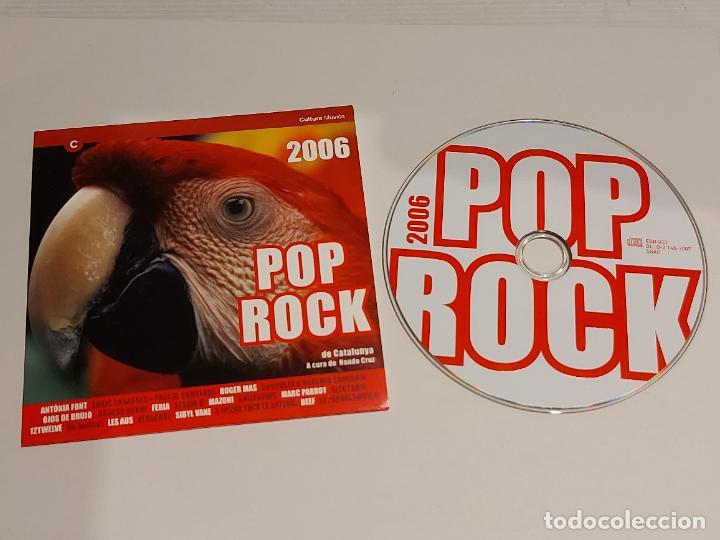 POP ROCK DE CATALUNYA 2006 / CD - EDR-2007 / 20 TEMAS / IMPECABLE. (Música - CD's World Music)