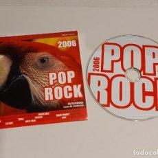 CDs de Música: POP ROCK DE CATALUNYA 2006 / CD - EDR-2007 / 20 TEMAS / IMPECABLE.. Lote 249477775