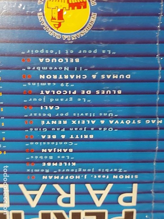 CDs de Música: PERPINYÀ PARADOX / CD - EDR-2003 / 18 TEMAS / PRECINTADO. - Foto 3 - 249486750