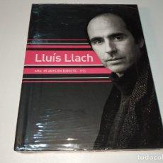 CD di Musica: C8- LLUIS LLACH ARA 25 ANYS EN DIRECTE 1992 CD + LIBRO NUEVO PRECINTADO. Lote 249544075