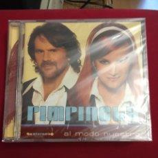 """CDs de Música: PIMPINELA """"AL MODO NUESTRO"""" A ESTRENAR. Lote 249549305"""