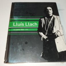 CD di Musica: C8- LLUIS LLACH I SI CANTO TRIST 1974 CD + LIBRO NUEVO PRECINTADO. Lote 249551825
