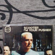 CDs de Música: SCOOTER - IM TOUR PUSHER. Lote 249555850