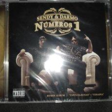 CDs de Música: SENDY & DARMO PRESENTAN NUMEROS UNO REMIX ALBUM CD RAP HIP HOP. Lote 249580495