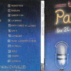 CDs de Música: LOS PANCHOS - TODO PANCHOS LAS 24 GRANDES CANCIONES. Lote 249596140