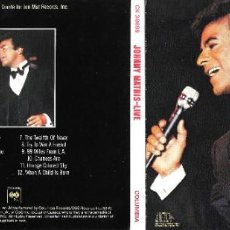 CDs de Música: JOHNNY MATHIS - JOHNNY MATHIS LIVE. Lote 249599095