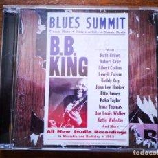 CDs de Música: CD DE B.B. KING - BLUES SUMMIT - COMO NUEVO | MCA RECORDS |. Lote 250140905