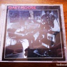 CDs de Música: CD DE GARY MOORE - STILL GOT THE BLUES - DIGITALLY REMASTERED EDITION COMO NUEVO |VIRGIN RECORDS|. Lote 250145660