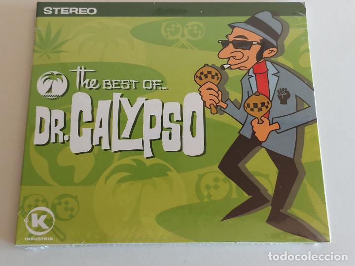 THE BEST OF DR. CALYPSO / DIGIPACK-CD - K INDUSTRIA-2005 / 20 TEMAS / PRECINTADO. (Música - CD's Reggae)