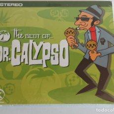 CDs de Música: THE BEST OF DR. CALYPSO / DIGIPACK-CD - K INDUSTRIA-2005 / 20 TEMAS / PRECINTADO.. Lote 250155510
